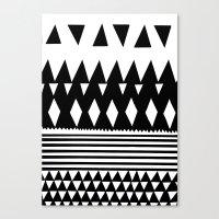 Retro Canvas Print