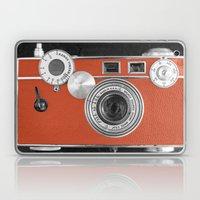 Tangerine Tango Retro Vi… Laptop & iPad Skin