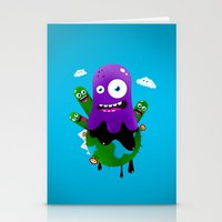 Squidii Stationery Cards