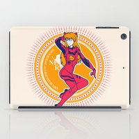 Nerv: Join Now! - Gold Edition iPad Case