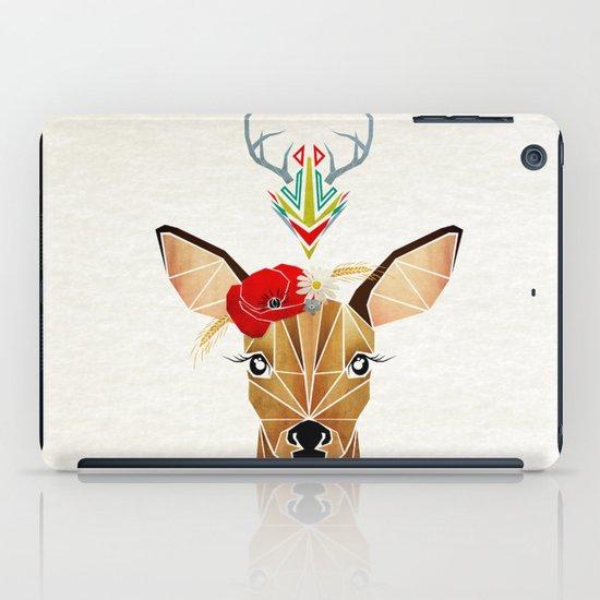biche oh ma biche ! iPad Case