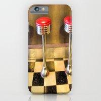 olde time stools iPhone 6 Slim Case