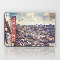 The City By The Bay Laptop & iPad Skin