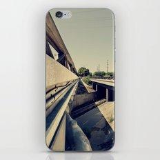 Summer Bridge iPhone & iPod Skin