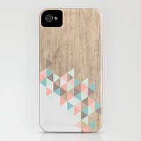 iPhone 4s & iPhone 4 Cases featuring Archiwoo by Marta Li