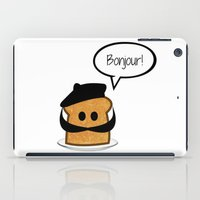 French Toast iPad Case