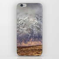 To Touch the Sky iPhone & iPod Skin