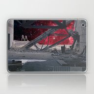 SPACE DEVASTATION Laptop & iPad Skin