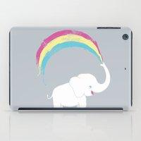 Elephant Painting! iPad Case