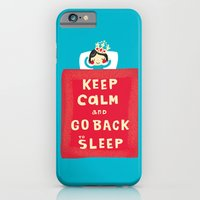iPhone & iPod Case featuring keep calm by Jill Howarth