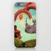 iPhone Cases featuring The Best Of Times by Brianne Lanigan
