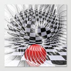 fractalized Canvas Print