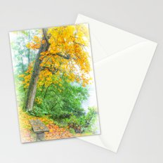 Stop For A While Stationery Cards