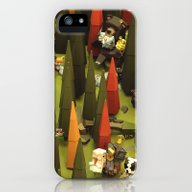Forest Life iPhone (5, 5s) Slim Case