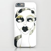 iPhone & iPod Case featuring a bystander by yukumi