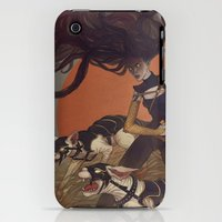 iPhone 3Gs & iPhone 3G Cases featuring War Cats by Lenka Simeckova