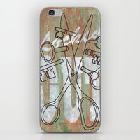 Locked Out? Get Some Mor… iPhone & iPod Skin