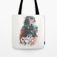 Not What They Seem Inspi… Tote Bag