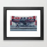 It´s a bird 2 Framed Art Print