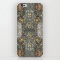 Natural Mosaic Collage 2 iPhone & iPod Skin