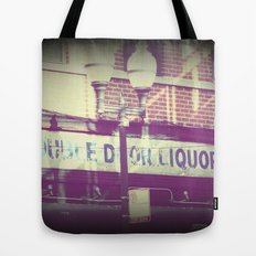 All I remember from last night Tote Bag