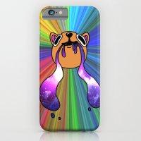Galaxy Kitty iPhone 6 Slim Case