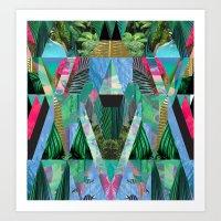 AMRON Art Print