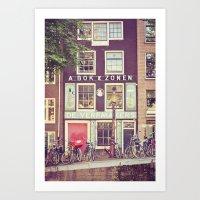 A. BOK & ZONEN Art Print