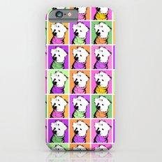 Jessie Jo Warhol iPhone 6 Slim Case