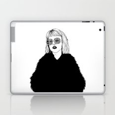 Fluffy Laptop & iPad Skin