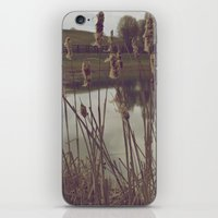 iPhone & iPod Skin featuring Sway by lokiandmephotography