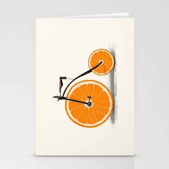 Vitamin Stationery Card