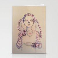 tea Stationery Cards featuring Tea? by Zina Nedelcheva