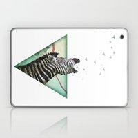 roaring silence Laptop & iPad Skin
