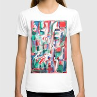 couple T-shirts featuring Couple by 5wingerone