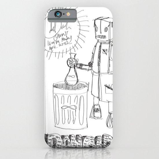 Danger. [SKETCH] iPhone & iPod Case