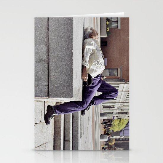 boston strangled?.. Stationery Card
