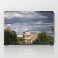 The Roman Colosseum  iPad Case