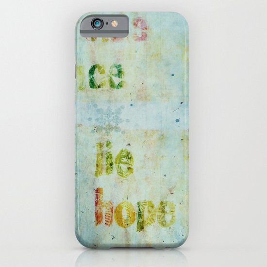 words 2 iPhone & iPod Case