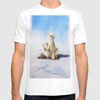 Whitepeace Mens Fitted Tee White SMALL