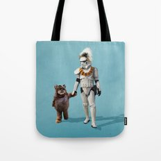 Star Wars Buddies Tote Bag