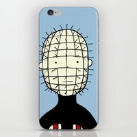 Adventure Time with Pinhead iPhone & iPod Skin