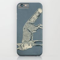 iPhone & iPod Case featuring Fox by Sam Scales