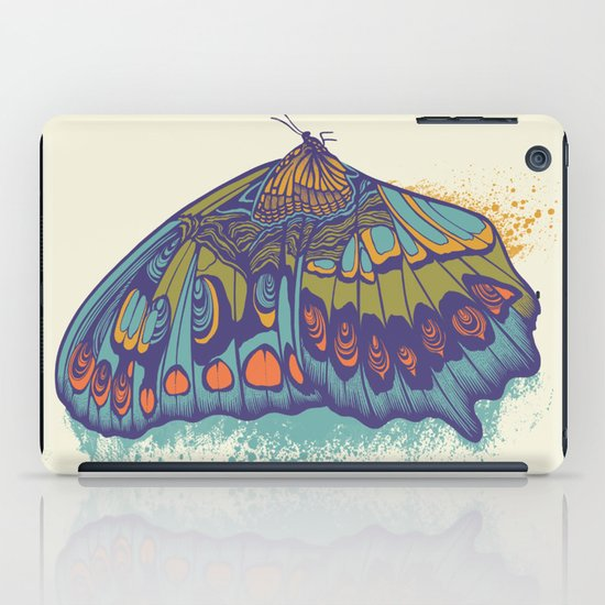 Butterfly Life Cycle iPad Case