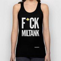 F*ck Miltank Unisex Tank Top