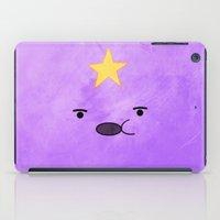 Adventure Time - Lumpy Space Princess iPad Case