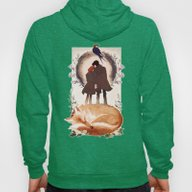 Fable Of Mulder And Scul… Hoody