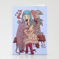 Let's Get Friendly, St… Stationery Cards