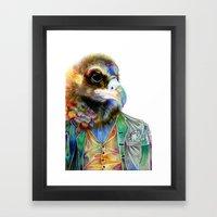 maximillian van rodolphe Framed Art Print