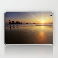 Sunset over the Pacific  Laptop & iPad Skin